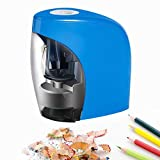 Best Electric Pencil sharpeners - Baseman Electric Pencil Sharpener, Battery and USB Powered Review