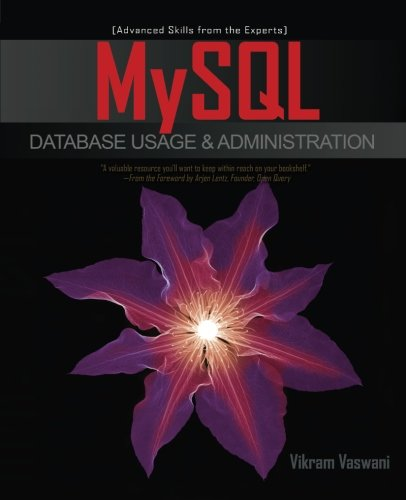 MySQL Database Usage & Administration by McGraw-Hill Education