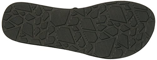 Slide Stone Sandal Mujer Black Volcom 5wCqESzx