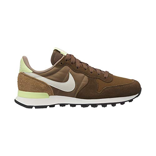 Cante cante Nike Wmns summit White Internationalist Yukon Brown White n8YZ8Awq