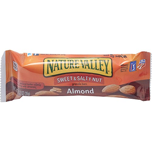 Nature Valley Sweet And Salty Almond Snack Bars, 19.7-Ounce by Nature Valley (Image #1)
