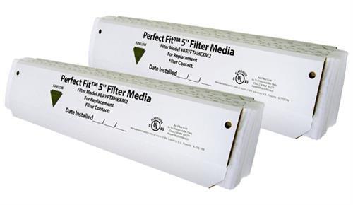 American Standard & TRANE FLR07962 / FLR-7962 - OEM Expandable Media , Pack of (2) ()