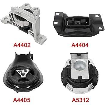 Hot!Fit for 2004-2009 Mazda3 2.0L 2.3L EM-3103 Engine Motor Trans Mount kit US