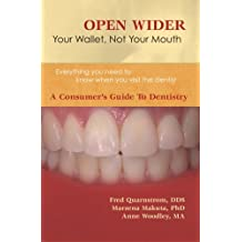 Open Wider:: Your Wallet Not Your Mouth