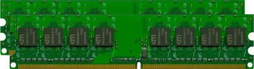 Mushkin 996573 DDR3 UDIMM (2x2GB) 4GB PC3-8500 7-7-7-21 NONE 1.5V