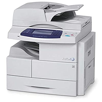 Used Xerox WorkCentre 4250S A4 Mono MFP Laser Printer Copier Scanner 45 PPM
