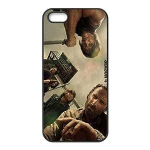 iPhone 5 5s Cell Phone Case Black The Walking Dead U6U6M