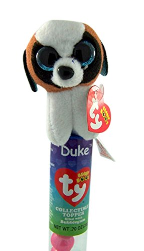 2222e83e973 Flix Candy Ty Beanie Boos Collectible Plush Topper Tube with Bubblegum