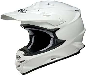 Shoei VFX-W Off-Road Helmet (White, Large)