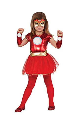 [Rubie's Marvel Universe Classic Collection Lil Rescue Costume, Child Small] (Halloween Costumes Iron Man)