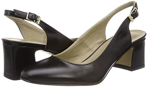 Zapatos Tacón Noe Negro 101 Norce Antwerp Punta Con nero Mujer De Cerrada Pump Para wFqtSpRqH