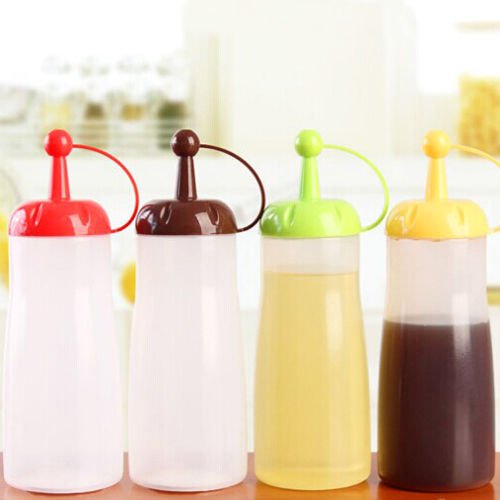 Prime Random Color Oil Bottles Kitchen Gadgets Tools Squeeze Honey Download Free Architecture Designs Embacsunscenecom