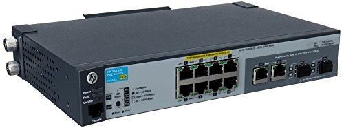 HP Procurve 2615-8-PoE Stackable Ethernet Switch (J9565A#ABA)