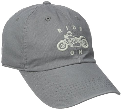Life is good Chill Motorcycle Cap, One Size, Slate (Bike Chill Cap)