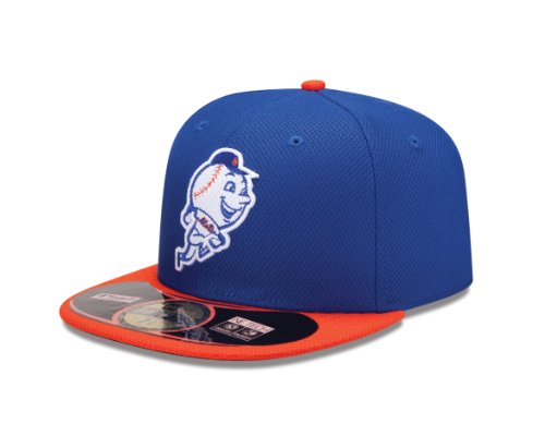 MLB New York Mets Diamond Era 59Fifty Baseball Cap,New York Mets,778 (New York Mets Fitted Cap)