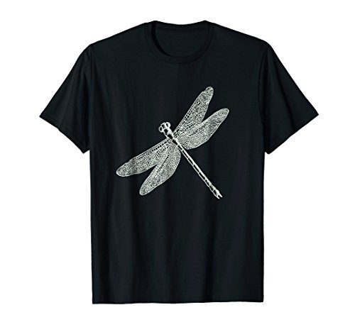 Dragonfly Graphic T-Shirt for Men, Women, Kids & Teens