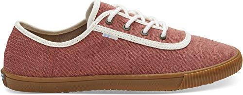 TOMS Infinity Spice Red Women's Carmel Sneakers 10012427 (Size: 6.5)