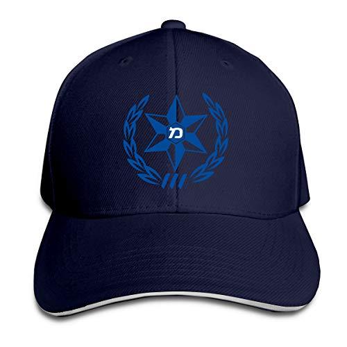 GFGS LKKG Israel Police Unisex Hats Trucker Hats Dad Baseball Hats Driver Cap
