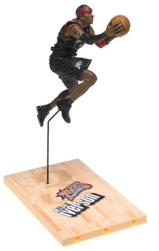 McFarlane Toys NBA Sports Picks Series 6 Action Figure Allen Iverson (Philade... (Sports Nba Mcfarlane Picks Toys)