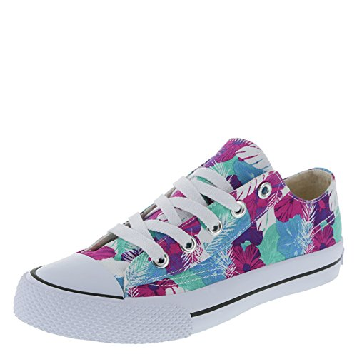 Women's Tropical Canvas Airwalk Sneaker Legacee Blue 0HxwdYdB