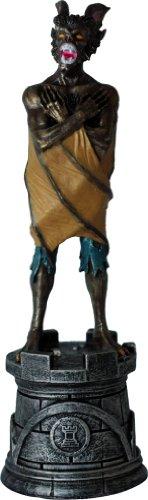 DC Chess Collector Figure & Magazine #24 Man Bat Black Rook by Eaglemoss