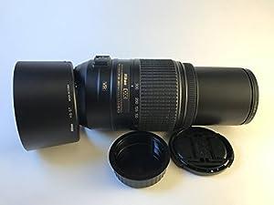 Nikon AF-S DX NIKKOR 55-300mm f/4.5-5.6G ED Vibration Reduction Zoom Lens with Auto Focus for Nikon DSLR Cameras
