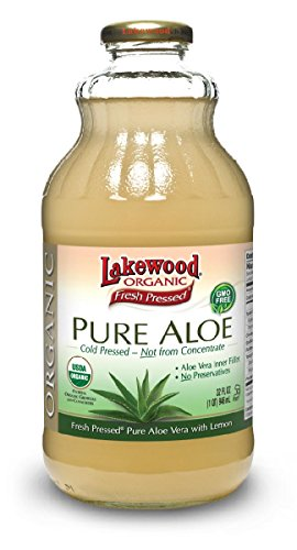 Lakewood, Organic Aloe Vera Juice, 32 oz