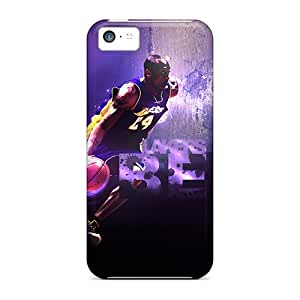 New Style Cometomecovers Hard Cases Covers For Iphone 5c- Kobe Bryant