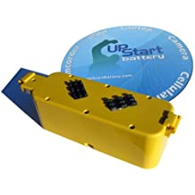 UpStart Battery Extended Capacity Replacement Battery for iRobot Roomba, Discovery and iRobot Dirt Dog