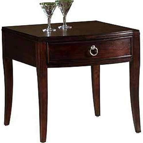 Hekman Furniture 704050067 Storage Lamp Table (Theodore Lamps Alexander)