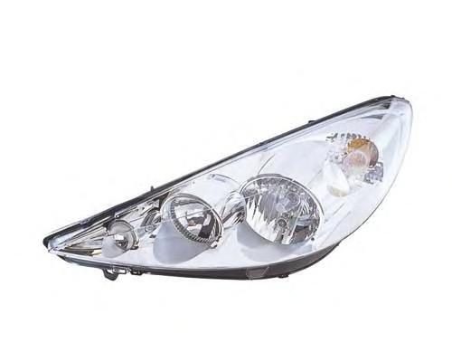 206 headlights - 2