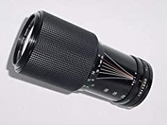 Canon has two very similar zoom lenses available in the FD series in those days. The FD 70-210mm f/4 has been around since the introduction of the Canon A-1 while the FD 75-200mm f/4.5 was introduced in 1985, and was aimed at the users of the...