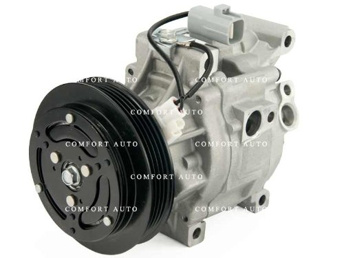 Amazon.com: 2003 - 2005 Toyota Echo New AC Compressor With 1 Year Warranty: Automotive