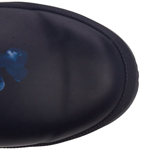 Tom Joule Damen Wellyprint Gummistiefel Blue (Exclusive Amazon Floral)