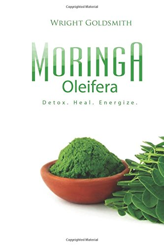 Moringa Oleifera Detox Heal Energize product image