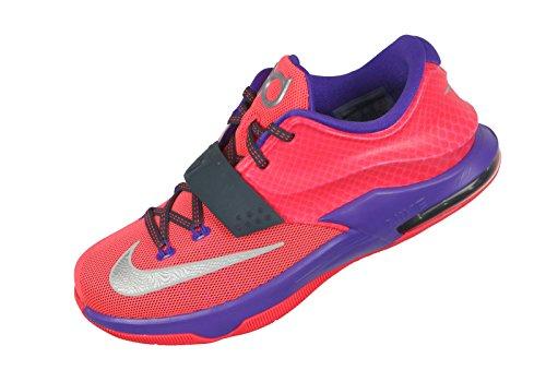 f923a8b099a Nike KD VII Hyper Punch sz 6Y Youth Grade School Purple 669942 601