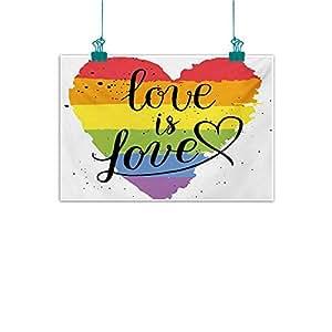 Amazon.com: Mdxizc Living Room Decorative Painting Pride ...