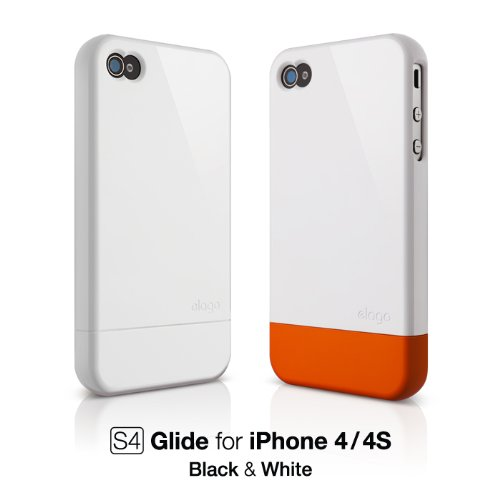 Elago S4 Glide Case for AT&T and Verizon iPhone 4 with Ex...