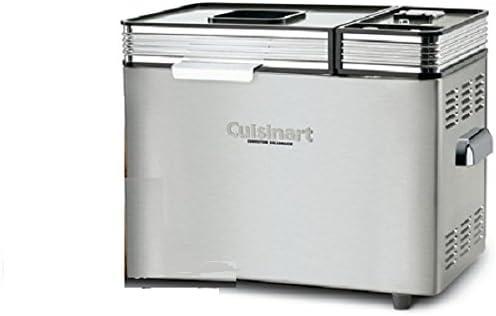 Amazon.com: Cuisinart CBK-200 2-lb convección Pan Maker ...