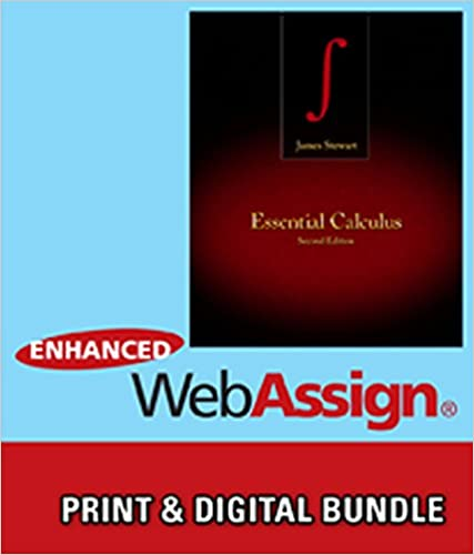 Bundle essential calculus 2nd webassign printed access card textbook access code bundle fandeluxe Image collections