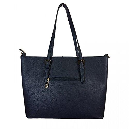 amp; Blue Tote Women's Blue Flora Tote Bag Bag amp; Flora Flora Co Women's Co 8wZqTwOC