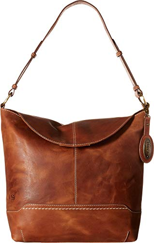 Born Women's Echo Flap Hobo Saddle Handbag