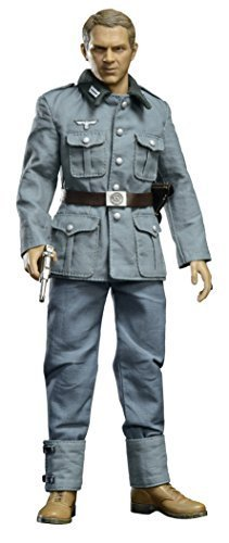 Browns Legend Series Watch - Star Ace Toys My favorites Legend series Great Escape Steve McQueen Deluxe ver. 1/6 scale painted action figure