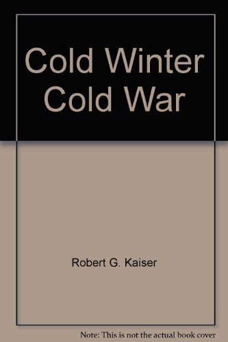 Cold winter, cold war
