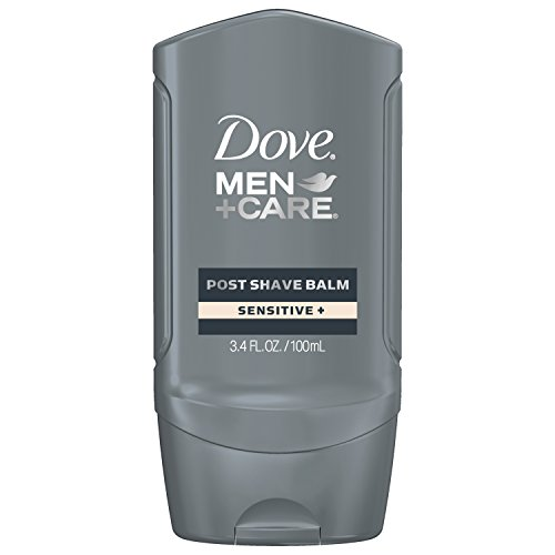 Dove Men+Care Post Shave Balm, Sensitive Plus 3.4 (3.4 Ounce Alcohol)