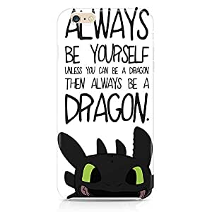 Loud Universe Toothless and hiccup iPhone 6 Plus Case How to train your dragon iPhone 6 Plus Cover with 3d Wrap around Edges