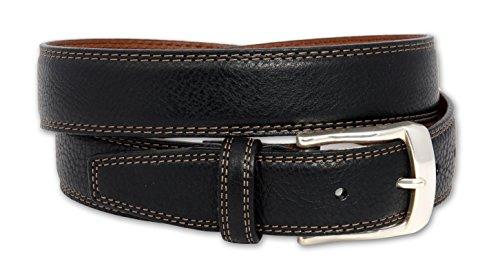 Brighton Ventura Belt (Black 36) (Brighton Braided Belt)