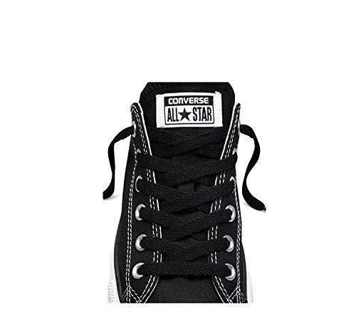 Converse Unisex Replacement Cord Shoe Laces Flat Style Shoelaces (Volt Yellow, -