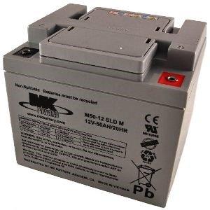 MK battery M50 - 12 SLD M AGM de batería de plomo para ...