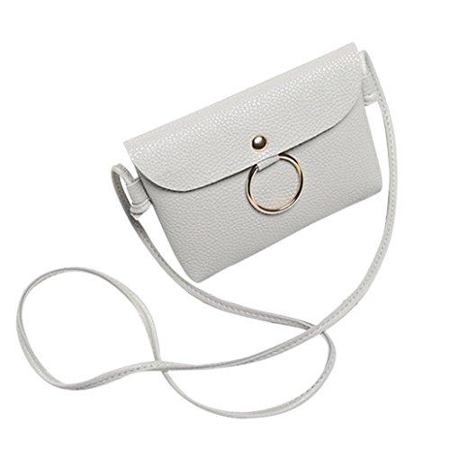 Women Small Shoulder Bag Handbag Cross-body Bags Cheap Colors for Girl by TOPUNDER ZL